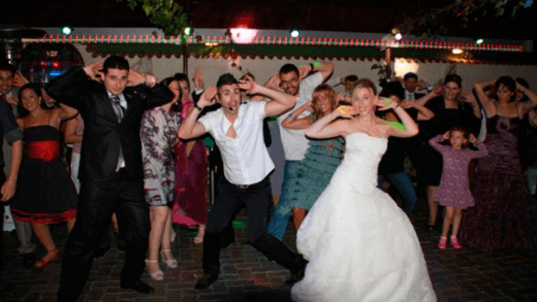La hora loca en tu boda. Para toda España