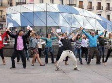 Organización Flashmob