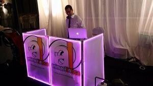 cabina dj espectacular disco movil animacionloca