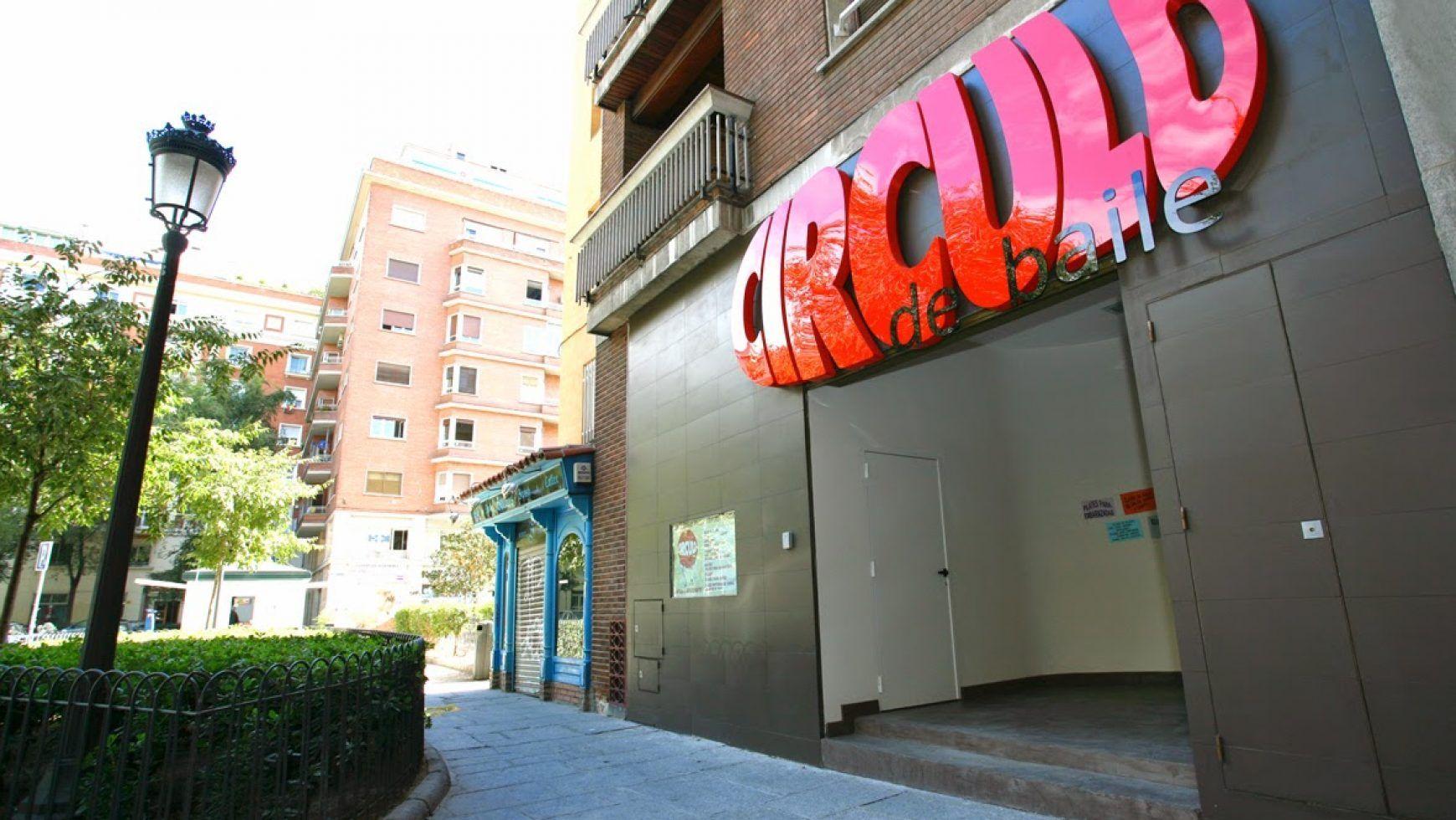 Círculo de Baile, la academia referencia del baile madrileño.