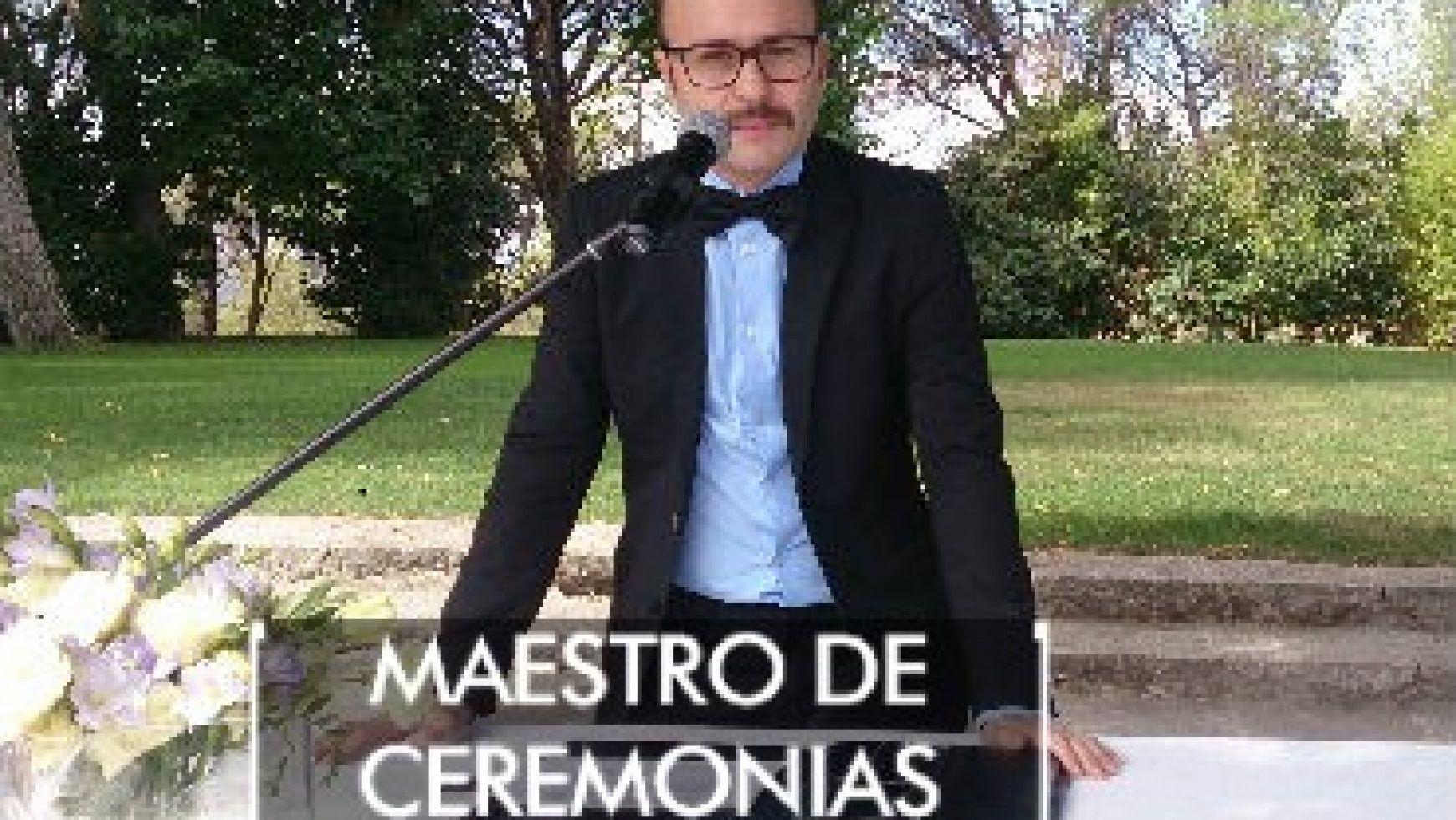 Maestro de ceremonias, ¿Qué papel tiene en tu boda?