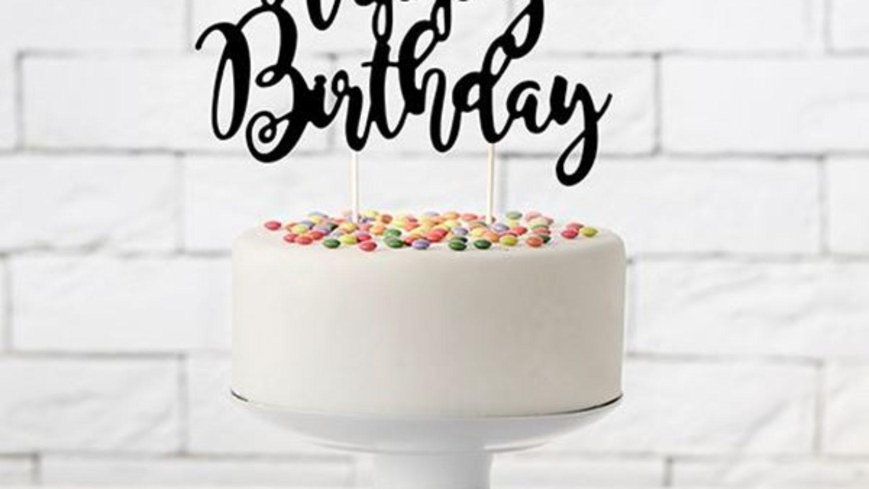 Celebración de cumpleaños y aniversarios