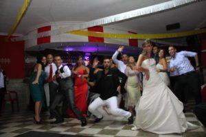 flashmob en bodas