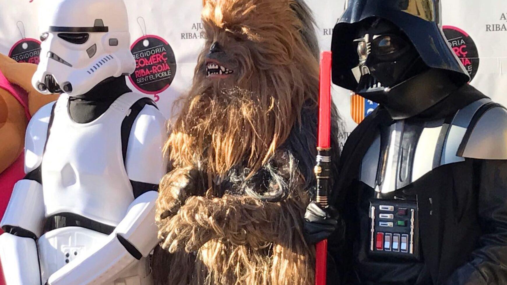 Star Wars en tu Evento