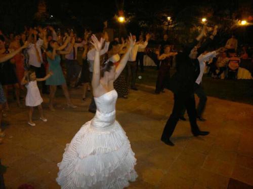 Baile y animacion de bodas