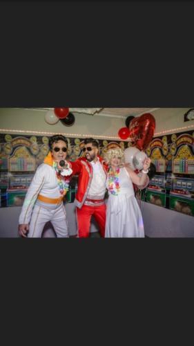 Boda estilo Las Vegas